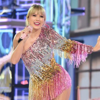 """There's a typo on some of Taylor Swift's new """"ME!"""" merch—could it be a TS7 Easter egg?"""