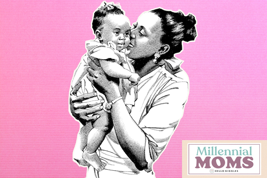 I love being a mom—but motherhood is not all I should talk about with friends, coworkers, or even my own family