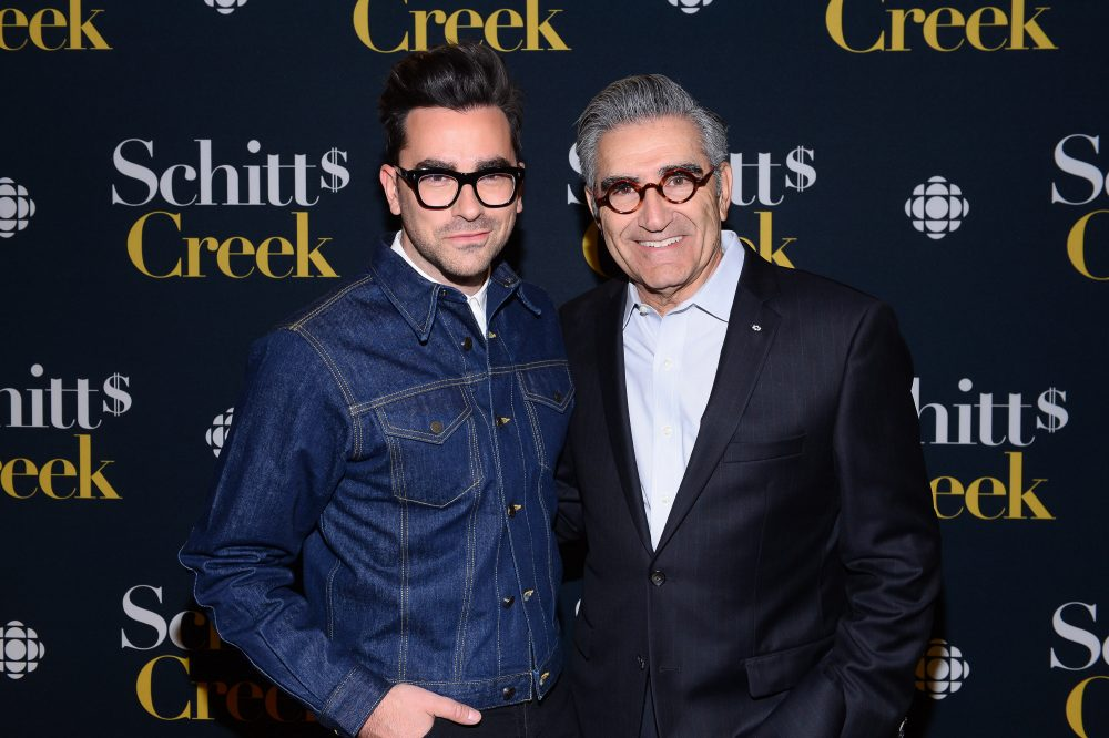 Here's a funny story about <em>American Pie</em> that <em>Schitt's Creek</em> fans will love