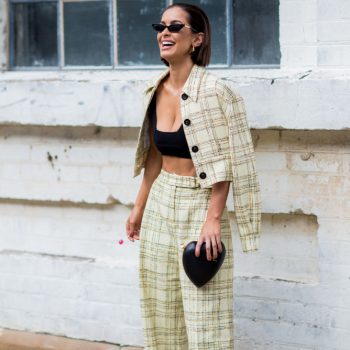 13 crop tops you can dress up or down—and maybe even wear to the office