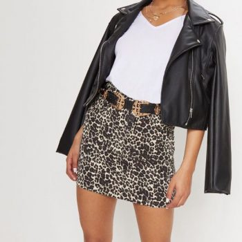 14 leopard print skirts to shop if you're on board with the biggest trend of summer