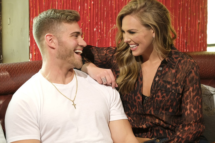 <em>Bachelorette</em> Hannah talked about her crazy attraction to Luke P., and it feels like all our early Bumble dates