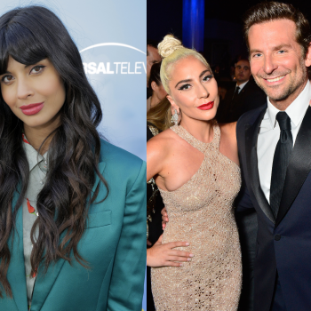 Jameela Jamil's tweet about Bradley Cooper and Lady Gaga just snapped us back to reality