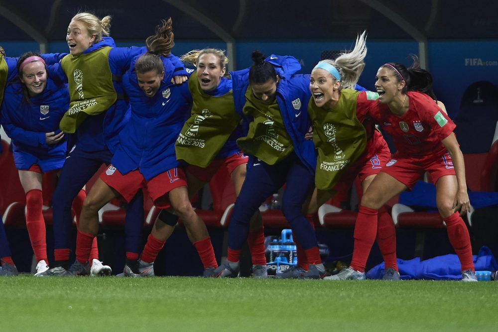 The U.S. women's soccer team completely smashed this record—because women know how to get it done