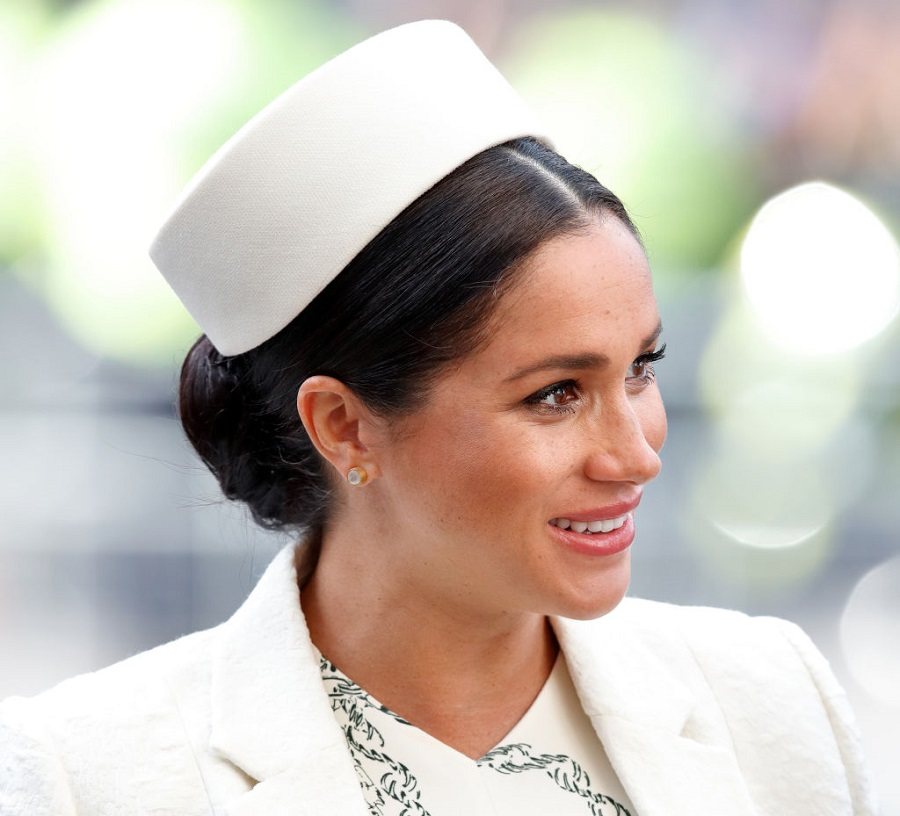 Meghan Markle may be guest editing <em>British Vogue</em>'s September issue, so let's just skip right over summer now