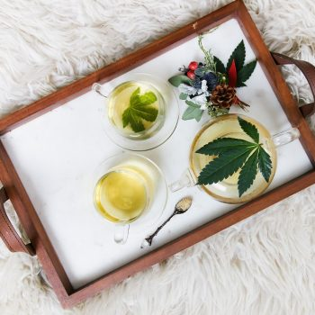 I tried CBD in my tea, and here's what I felt
