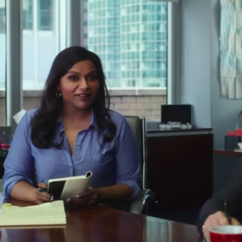 Mindy Kaling's <em>Late Night</em> celebrates individuality in a cutthroat industry—an empowering message for humor writers like me