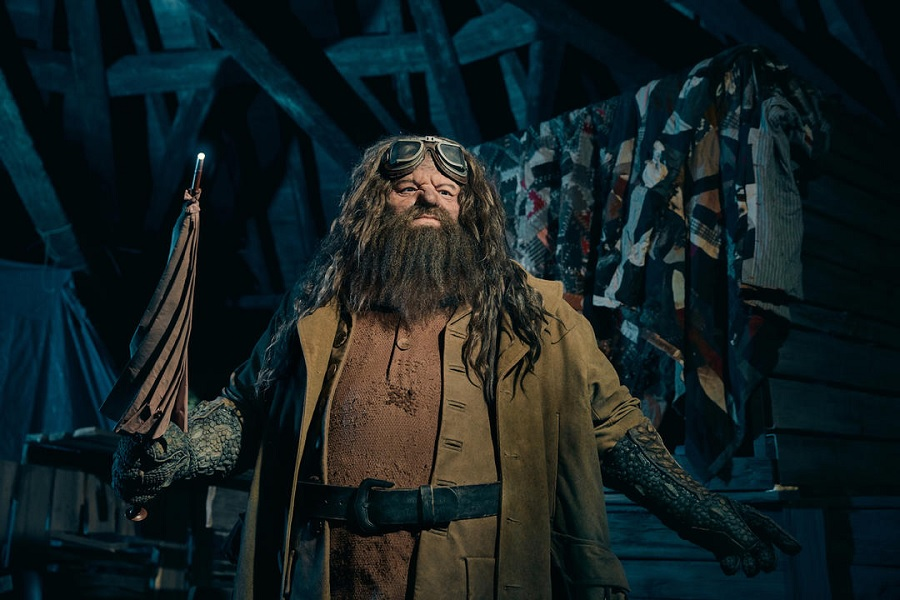 New Hagrid roller coaster opens at Universal Orlando—and it's the Wizarding World's best ride yet