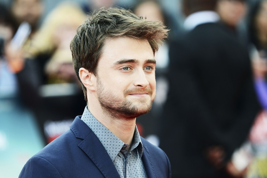 "Daniel Radcliffe will star in <em>Unbreakable Kimmy Schmidt</em> interactive special, and we'd like to ""accio"" this to our screens now"