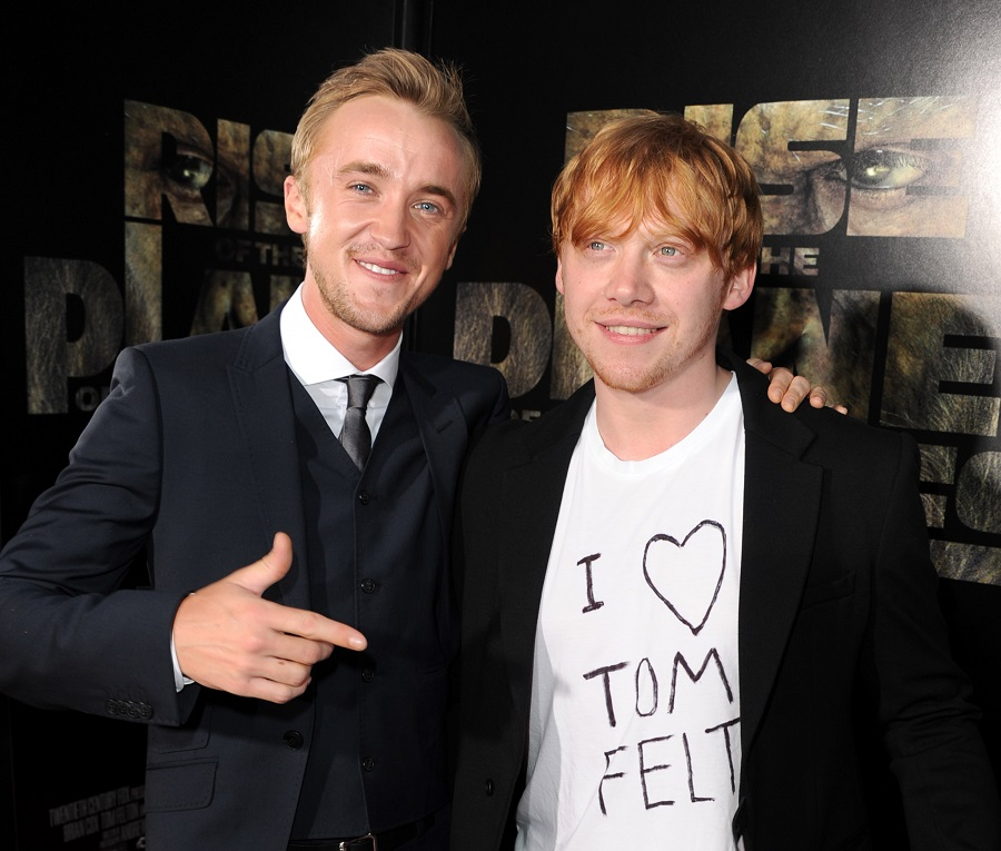 Harry Potter's Rupert Grint and Tom Felton said they'd return to the Wizarding World, but in this new way