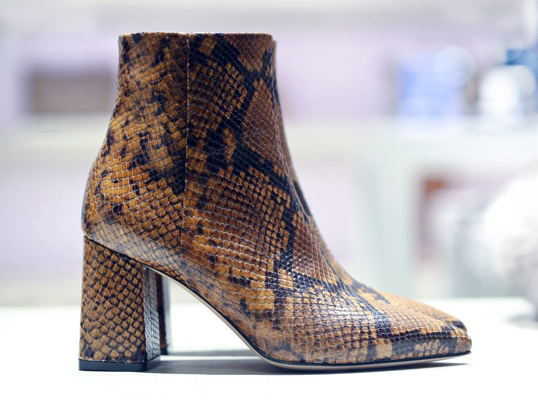 Stylish Steals: Slither into some snakeskin prints this weekend