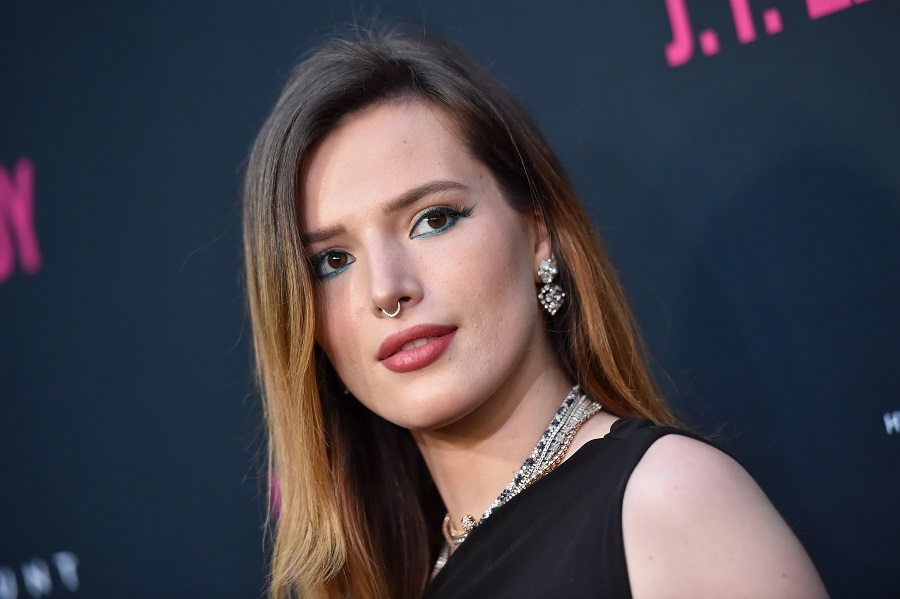 "Bella Thorne ""took her power back"" by sharing her own nude photos before a hacker could leak them"