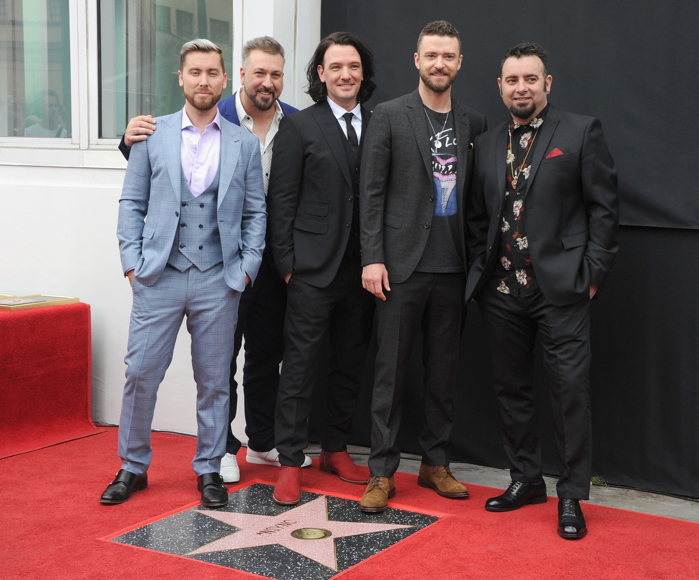"""Lance Bass confirmed NSYNC will """"sit down this summer"""" to talk possible reunion, and we're freaking out"""