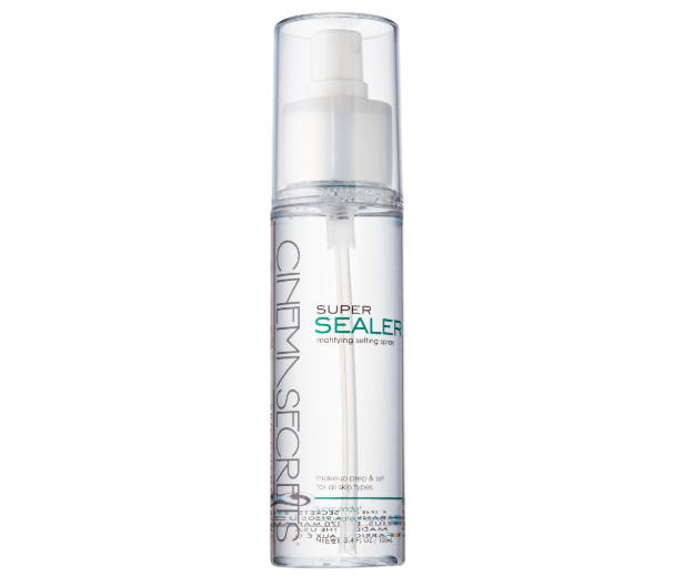 Cinema Secrets Super Seal Mattifying Setting Spray