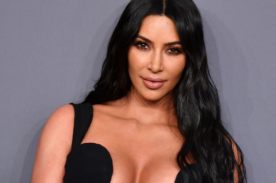 Kim Kardashian West shared a photo of sons Saint and Psalm, and we have heart eyes