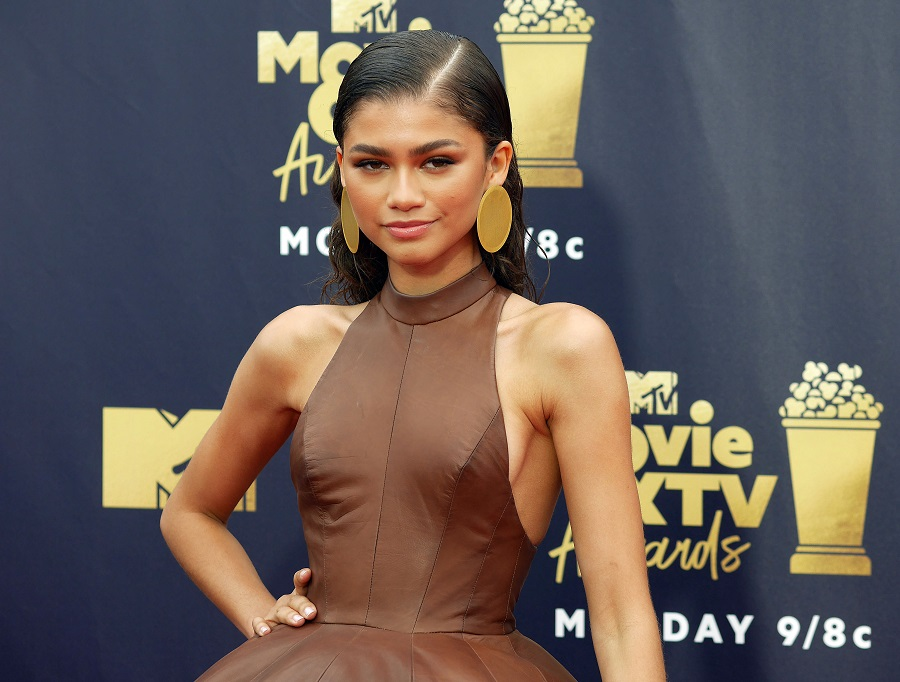 Zendaya's best hair looks, from Barbie doll dreads to her new Marvel-inspired locks