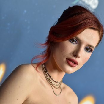 """Bella Thorne (rightly) called out Whoopi Goldberg's """"disgusting"""" take on her nude photo hack"""