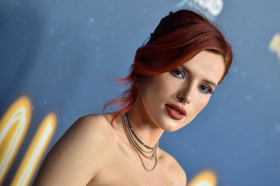 "Bella Thorne (rightly) called out Whoopi Goldberg's ""disgusting"" take on her nude photo hack"