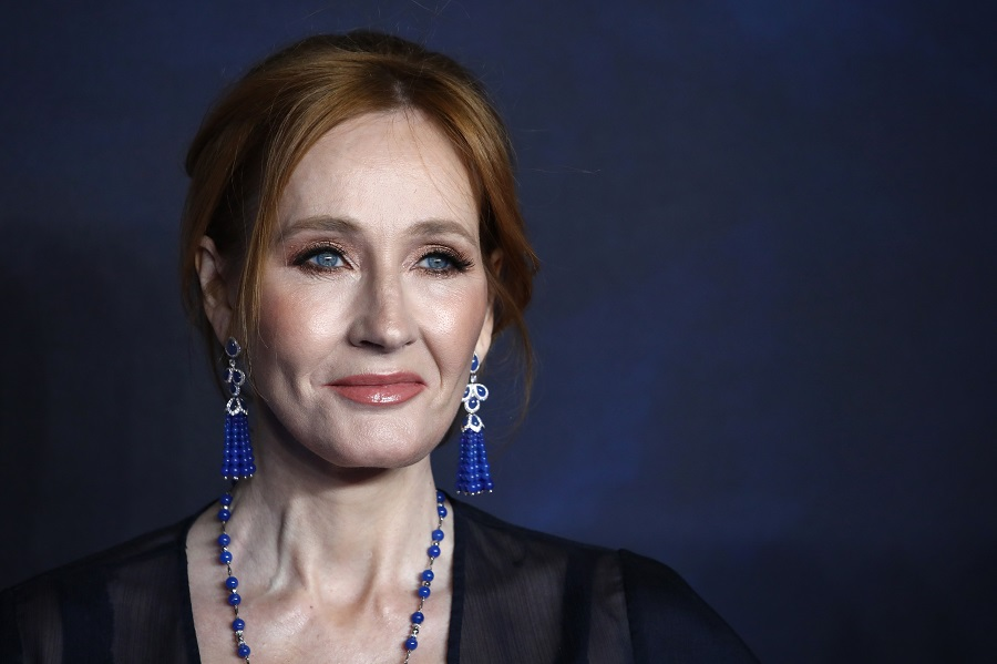 "A J.K. Rowling-inspired lipstick is coming, and we need to ""accio"" it to our makeup bag ASAP"