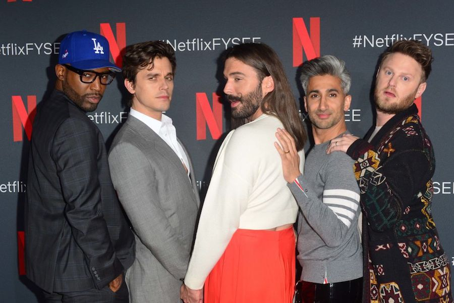 "How <em>Queer Eye</em> helped me see fashion as self-care, not as a privilege my body didn't ""deserve"""