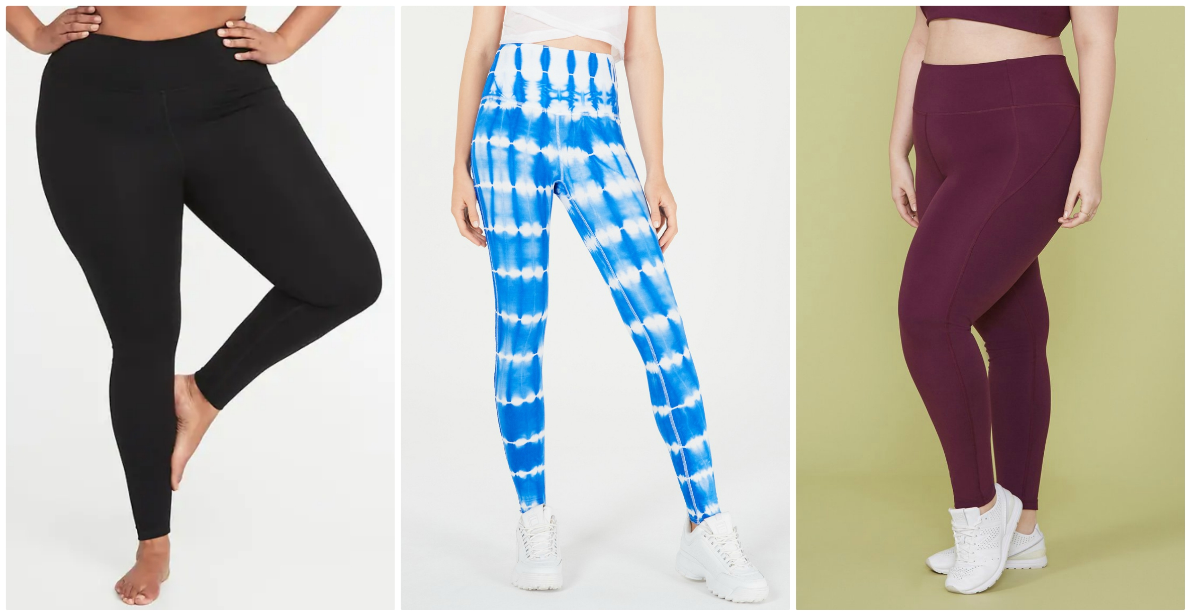 "All the best leggings to buy on International Yoga Day, so you can ""om"" all day or ""namaste"" in bed all night"