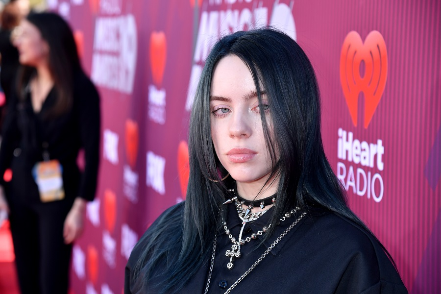 A troll made a creepy comment about Billie Eilish, and Twitter isn't having it