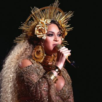 Disney dropped the surprise Beyoncé song from <em>The Lion King</em>, and it's part of a whole new album