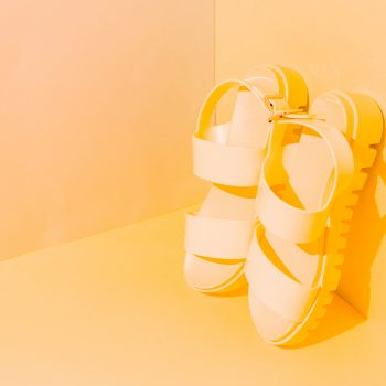 '70s sandals are the groovy throwback footwear trend to hit the dance floor in this summer