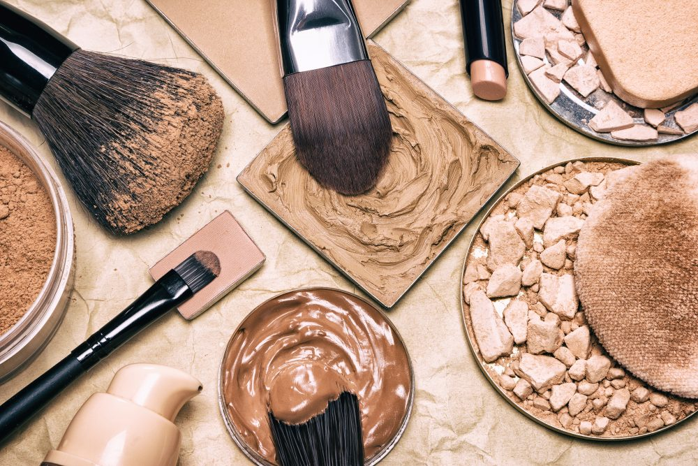 The best professional stage makeup products to help your face beat the summer heat