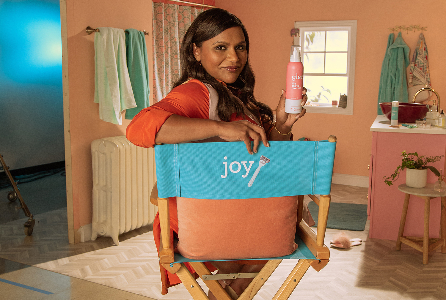I talked to Mindy Kaling about the horrors of shaving, and it was the best 10 minutes of my life