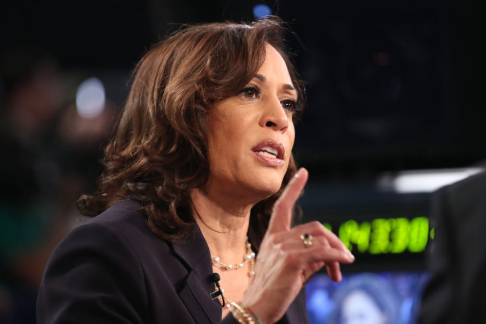 Kamala Harris got personal when calling out Joe Biden's history on busing
