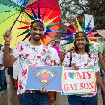 The difference between tolerating and embracing your LGBTQ family, and why it matters