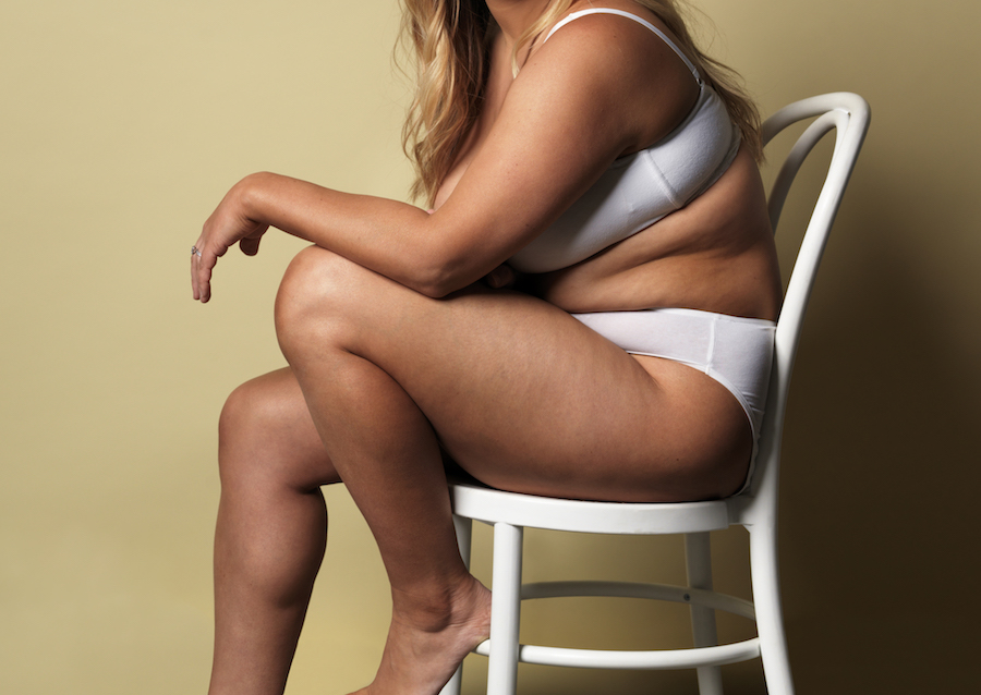 How taking nude selfie videos helped me start loving my plus-size body
