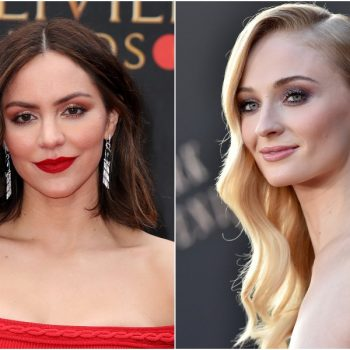 Newlyweds Sophie Turner and Katharine McPhee joked about honeymooning together, and can we come too?