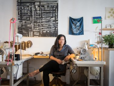 Arounna Khounnoraj talks making crafts in an immigrant family, and the importance of loving process