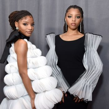 All our favorite Chloe x Halle videos in honor of Halle Bailey joining <em>The Little Mermaid</em>