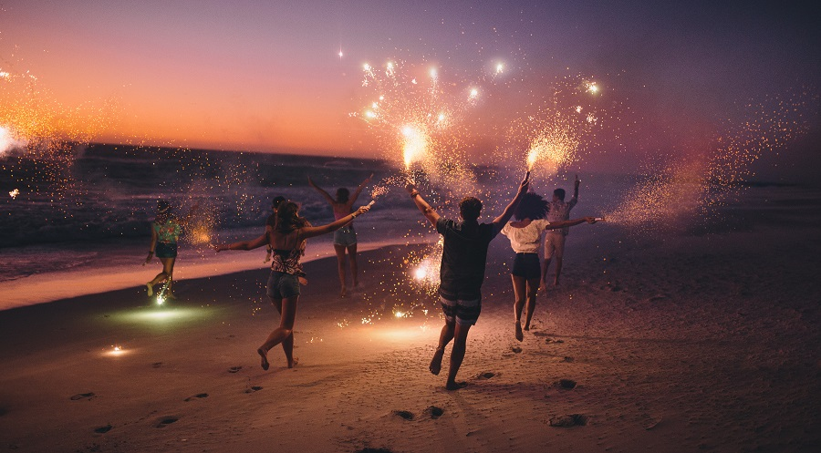 How all your favorite stars celebrated the Fourth of July, so you can keep the party going
