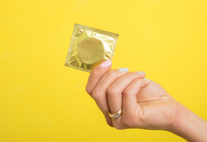 I tried using vegan condoms. Here's how they measured up