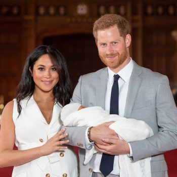 Prince Harry revealed the number of children he wants to have with Meghan Markle, and we can see the family photos already