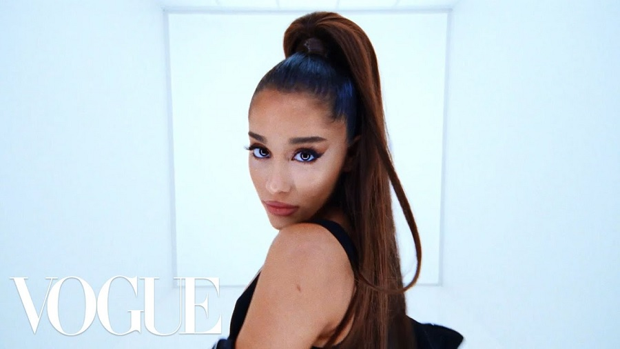 Ariana Grande just shocked fans by dropping a new music video this morning