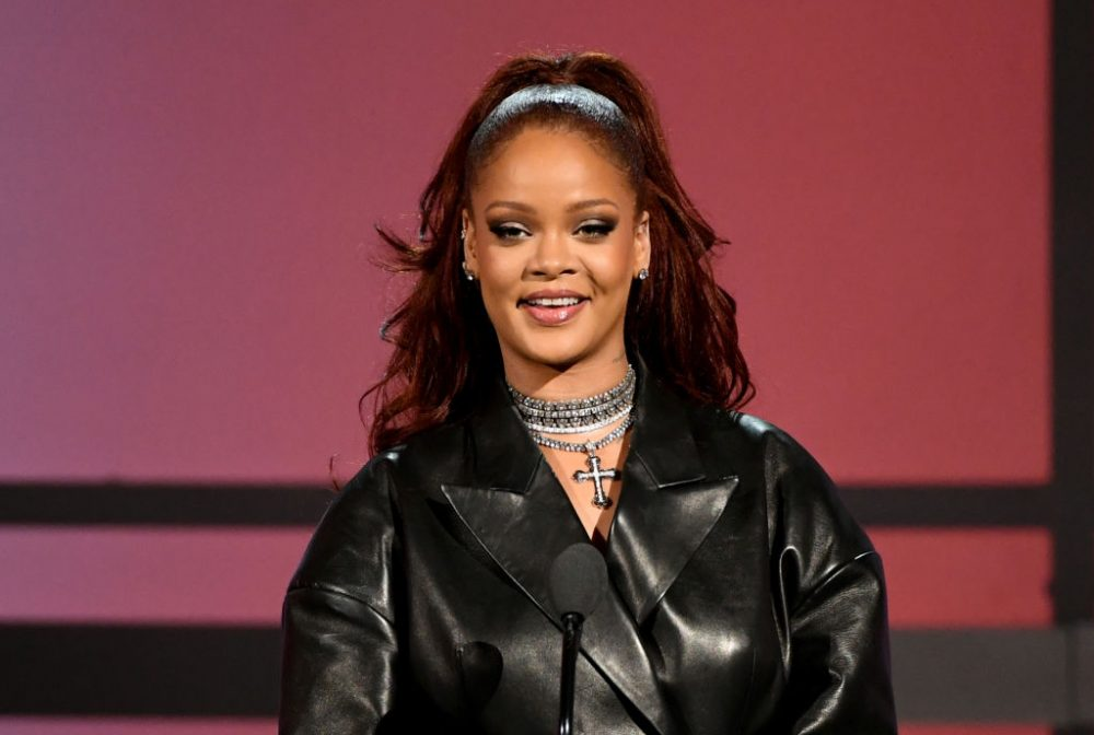 Twitter is divided over whether Rihanna's new <em>Harper's Bazaar</em> cover is cultural appropriation