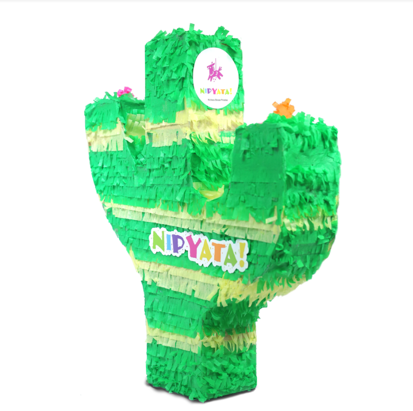 Nipyatas are the alcohol-filled piñatas of our dreams, and we NEED one for our next party