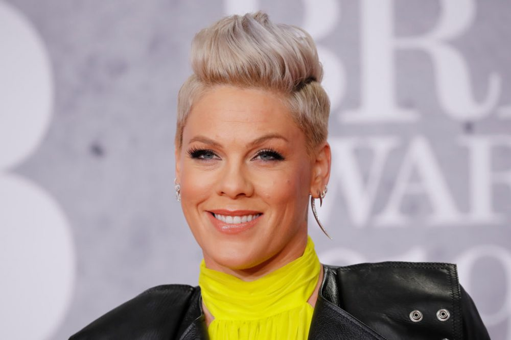 "Pink called out the ""parenting police"" in an Instagram photo of her daughter"