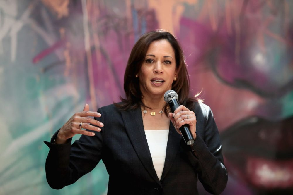 Kamala Harris just announced a plan to end the rape kit backlog
