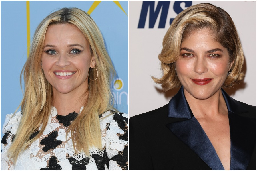 Reese Witherspoon posted a time capsule picture with Selma Blair, and now we need to watch <em>Cruel Intentions</em> again