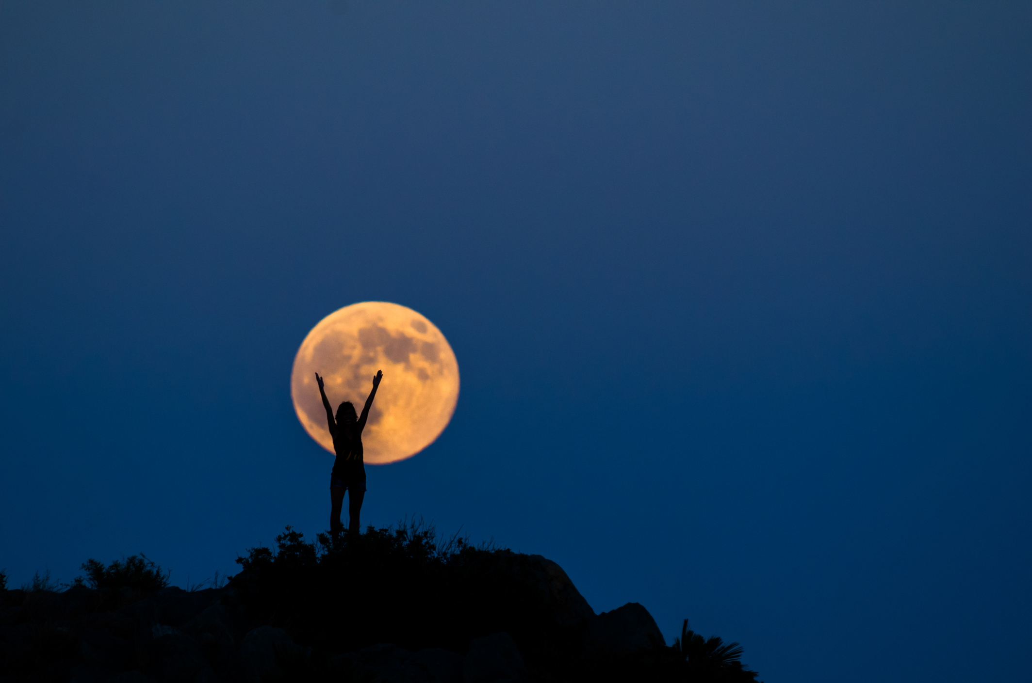 July's Full Buck Moon is actually a blessing in disguise—here's why