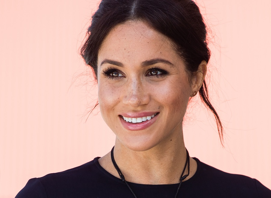 Meghan Markle is being mom-shamed for how she holds Archie, and can we give her a break?