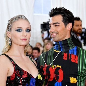 Sophie Turner wouldn't date Joe Jonas unless he watched all the <em>Harry Potter</em> movies