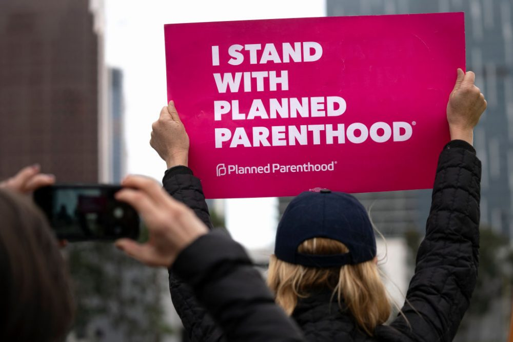 "Trump's ban on abortion provider referrals will go into effect immediately, but Planned Parenthood ""will not stop fighting"""