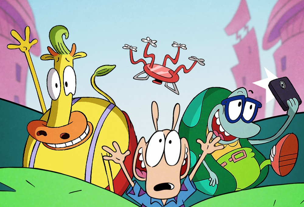 Netflix's <em>Rocko's Modern Life</em> movie is coming soon, and we're ready for an even more modern O-Town